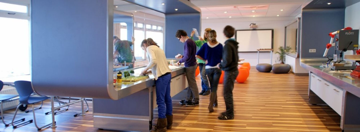 Mobilising Innovative Learning Environments